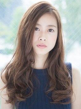美容プラージュ 仙台店の写真/[カラー¥3300/カット+カラー¥4400~!]発色の綺麗さと色持ちの良さに感動!プチプラで圧倒的人気を誇るサロン