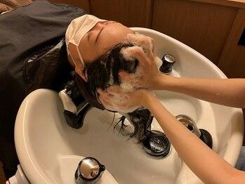 ゴットフロー(GOTTO FLOW)の写真/【東岡崎駅周辺/コムタウン内】スパ個室あり&至福の炭酸スパで頭皮ケアと極上の癒しをお届け♪