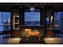 ブロック ジャポン(bloc japon)の雰囲気(夕暮れの眺めも最高です!夜はmusic loungeになります。)