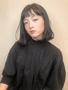 デイジー(Daisy)の写真/《一目で好印象なヘア》前髪や顔まわりの似合わせを得意とするDaisy!ベストなバランスで垢抜けた印象に。