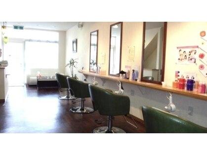 ヘアースタジオ ドローズ(Hair Studio DRAWS)の写真