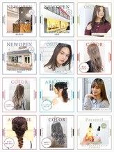 [理想のスタイル×似合わせ]を叶えます!最新トレンドヘア・外国人風スタイルなら【AUBE HAIR】へ!!