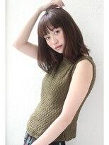 アンアミ オモテサンドウ(Un ami omotesando)【Unami】 2019大人気☆小顔ミディ 島田梨沙