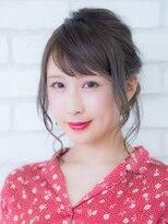 オーブ ヘアー トピア 草薙店(AUBE HAIR topia)女性らしい好印象◎ヘアスタイル