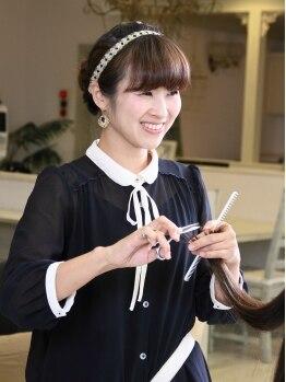 シュ シュ 銚子店(chou chou)の写真/スタイルの基本はカットにあり!周りとは少し違う似合わせスタイルをつくります。