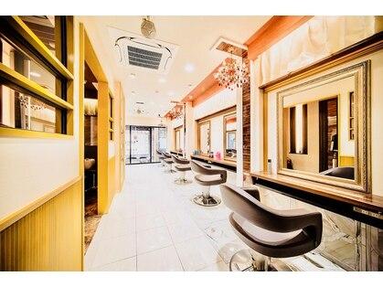アース 長崎浜町店(HAIR&MAKE EARTH)の写真