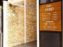 ヘアーフープ(Hair Hoop)の雰囲気(七条通り北側、新町と西桐院の間♪バイク自転車は前に止めれます)
