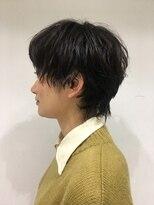 ゴッサムヘアー(Gotham Hair)マッシュウルフ