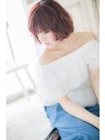 *+前橋+*…甘辛MIX☆攻めの個性的ボブb