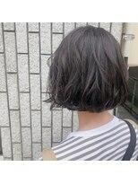 アルマヘアー(Alma hair by murasaki)定番のミニボブ