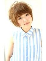 サラヘアー(sarah hair)【sarah 銀座】大人可愛いパーマ