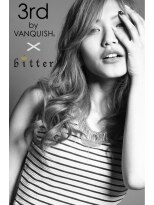 ビター(bitter)3rd by VANQUISH(近鉄パッセ店 Mai) × bitter