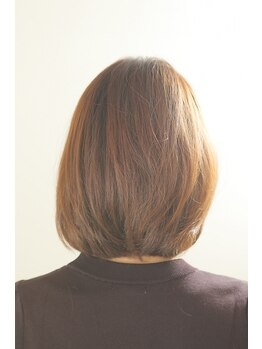 美容室 ジャム(JAM)の写真/ダメージが気になる髪を見極め本当に必要なケア&トリートメントをご提案♪思わず触れたくなるサラ艶ヘアに