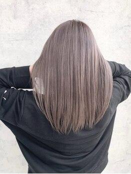 ヘアデザイン ゴドバン(Hair Design Gdobant)の写真/【岡山で圧倒的なリピート率を誇るGdobant】満足度の高いカラーがリーズナブルな価格で試せる!