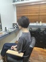 ヘアーサロン セプト(Hair Salon Sept)ショートボブ