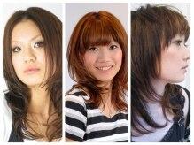 リュバン ヘアーデザインアンドスパ(RUBAN. Hair Design&Spa)の雰囲気(アッシュやピンクなど綺麗な発色☆カラリストとしても定評あり☆)