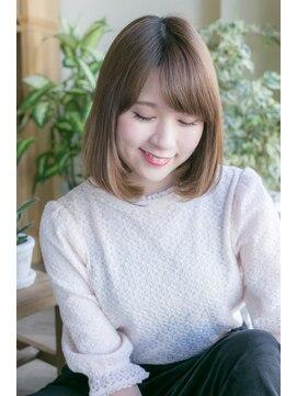 フレイムス ヘアアンドリラックス 東川口店(Frames hair&relax)ワンカールボブ