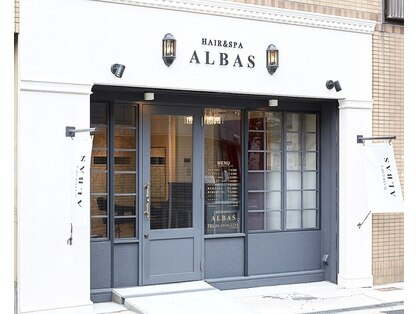 ヘアーアンドスパ アルバス(HAIR&SPA ALBAS)の写真