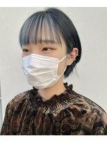 アンメリーアン(Ann merry ann)【stylist hikari】前髪インナーカラー