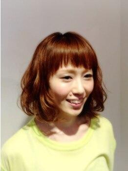ヘアアンドライフ ソエル(Hair&Life soeLu)の写真/顔周りの絶妙なカットで表情まで創るカットテクニック!あなたにぴったりの似合わせStyleを☆