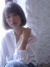 アンス 大阪 梅田(ANs.)20代、30代小顔ボブディ♪透明感ハイライト、イノアカラー♪