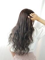 フレア ヘア サロン(FLEAR hair salon)透明感カラー☆ロング