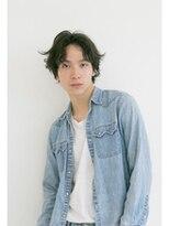 アオ 表参道(AO)【AO】ニュアンスパーマ☆70'sヒッピーショート
