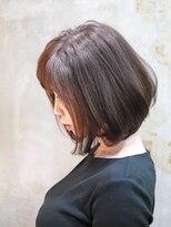 ノエル ヘアー アトリエ(Noele hair atelier)30代40代おすすめ!ふんわりシンプルボブ☆