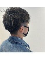 ルーチェ ヘアーデザイン(Luce.hair.design)メンズツイスト×ハイライト