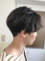 チクロヘアー(Ticro hair)【チクロヘアー大石】トランクスショートヘアー