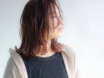ピナッツ(pinuts)の写真/こだわりカラーに加え髪質ケアメニューもおすすめ☆ダメージをケアしながらお洒落カラーが楽しめる!