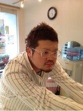 美容室イシカワ ラッシュ立石店(ISHIKAWA)鎌田 浩史