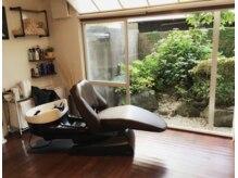 ノートヘアブランド(knoten hair brand)の雰囲気(業界最上級と名高い☆癒しのシャンプー台「YUME」)