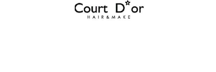 コート ドール 東村山店(Court D'or)のサロンヘッダー