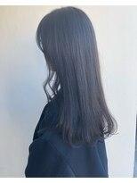 ヘアメイク オブジェ(hair make objet)隠れインナーカラー