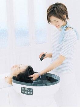フェアリー 笹沖店 (fairy Sasaoki)の写真/【女性スタッフのみ】極上の癒しで《美髪》キープ*髪質に合わせた施術で、髪・頭皮の改善サロン-fairy-