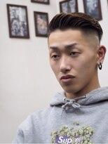 ヘアーサロン ファイン(Hair Salon FINE)side back×skinfade