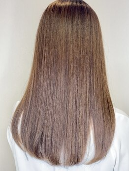 メアリーハリス(Mary Harris)の写真/カラーやアイロンの繰り返しで傷んだ髪も、Mary Harrisでしっかり髪質改善◎毛先まで潤いたっぷりの美髪へ!