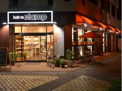 ヘアーリゾート クランプ 相模原店(hair resort clamp)の写真