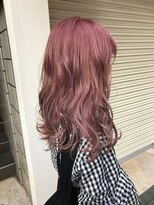 ヴィークス ヘア(vicus hair)【vicus hair】ベビーピンク by 井上瑛絵