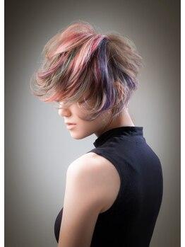 アディクト ヘアメイク(ADDICT Hair Make)の写真/国内の大会でのグランプリ受賞だけでなく日本の代表として世界大会での受賞歴もある実力派サロン!