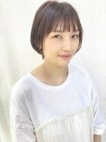 カサネ(casane)【CASANE下北沢】スリークショートボブ