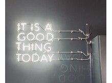 トオリト アダン(TOORITO ADAN)の雰囲気(IT IS A GOOD THING TODAY!!)