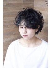 ヴィー ヘアー ファッション バー(VII hair.fashion.bar)VII hair 「ボサかわショート」1