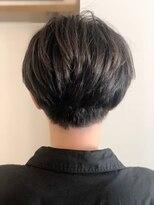 ベック ヘアサロン(BEKKU hair salon)30代、40代、50代にオススメヘアカタログ☆大人マッシュショート