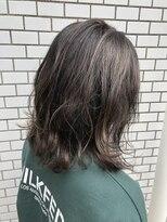 アトリエ ミム 二子玉川店(atelier mim)グレーアッシュ