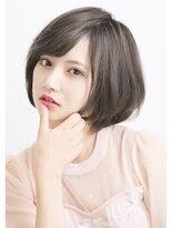 ヘアリゾートエーアイ 北千住店(hair resort Ai)クールボブ☆ニュアンスカール【Ai北千住店】