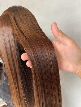 オリジンズ ヘアー(Origins hair)の写真/髪の内部にしっかり栄養浸透!SNSでも話題の『TOKIOトリートメント』お試し下さい◎【取手】