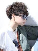 リップスヘアー 梅田アネックス(LIPPS hair)アーミーアランマッシュ