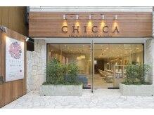キッカ 八街店(CHICCA)の雰囲気(外観...千葉銀行様の目の前にございます【 八街 美容室 キッカ】)
